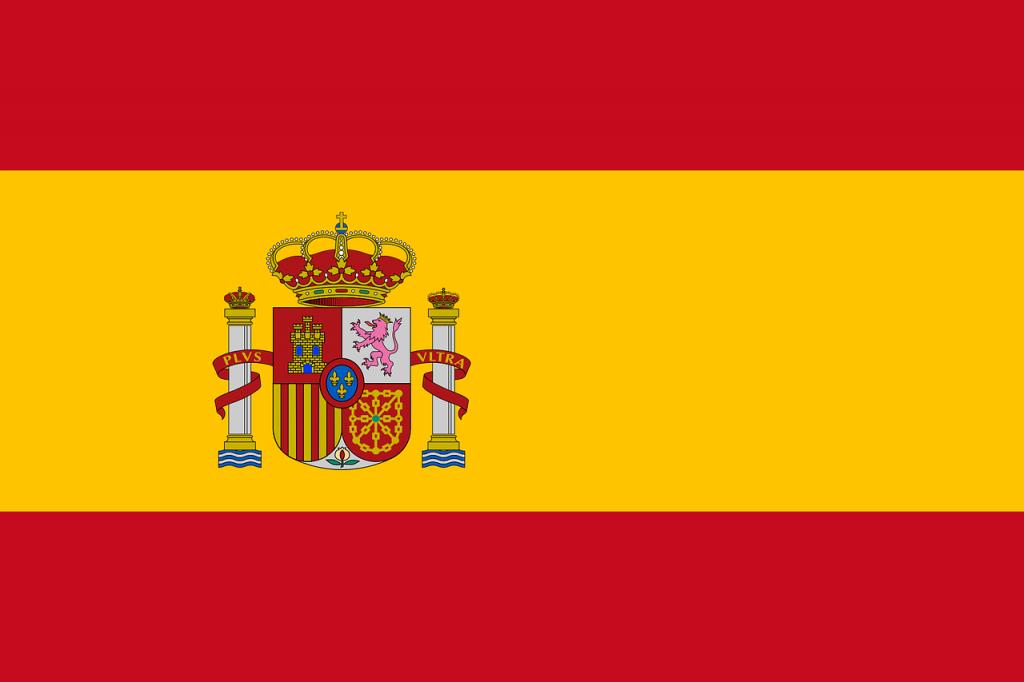 spain, flag, national flag